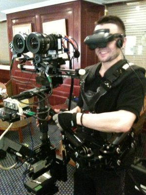 SI-2K SS RIG on SteadyCam
